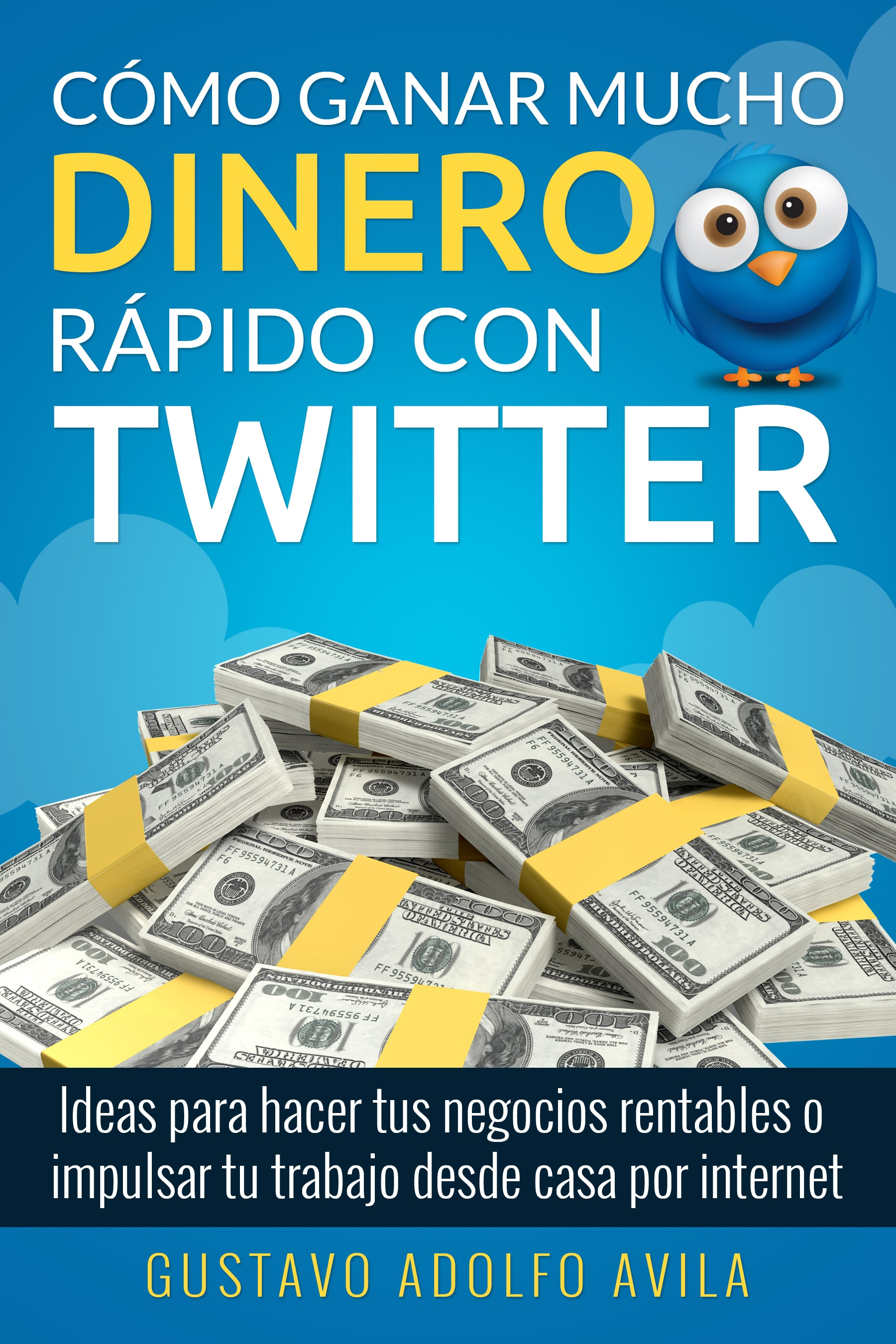 Como Ganar Mucho Dinero Rapido con Twitter