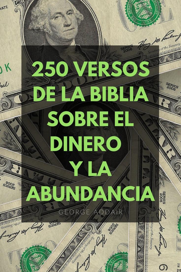 250 Versos De La Biblia Sobre Dinero Alcanza Tus Sueños